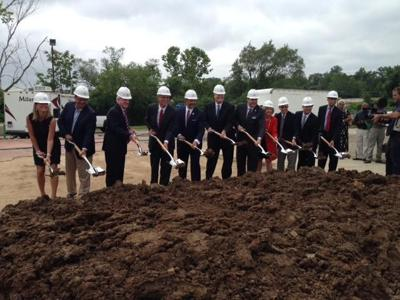 Ferguson Urban League groundbreaking