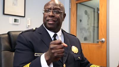 Police Chief John Hayden