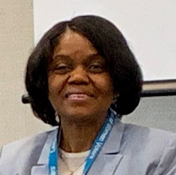 Velma Bailey honored with Harriet Woods Award