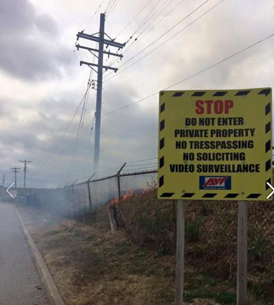 West Lake Landfill fire
