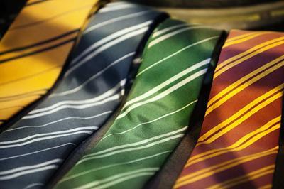 Neckties for school kids