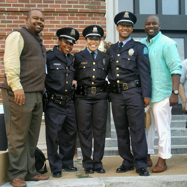 Ethical Society of Police