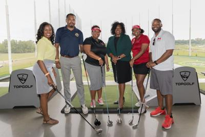 Kwame Foundation raised more than $50K at Golf Tournament