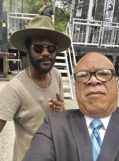 Swag Snap of the Week: Gary Clark Jr.