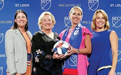 St. Louis gets its MLS kicks; Jay-Z punts Kaepernick under NFL money bus