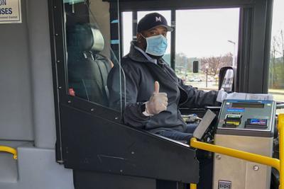 Metro driver