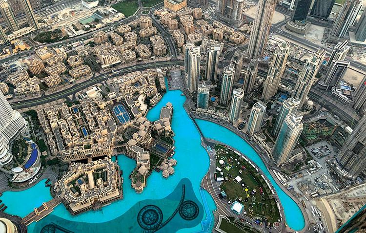Dubai: a true oasis in the desert