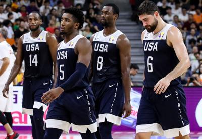 Team USA flounders in World Cup