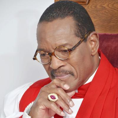 Church of God In Christ (COGIC) leader Bishop Charles Edward Blake, Sr.