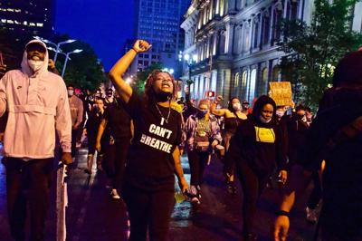 St. Louis protests in solidarity with Minneapolis