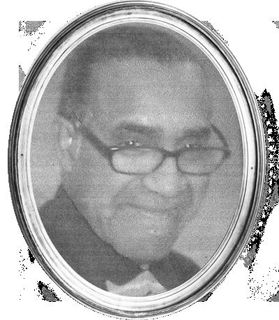 In Loving Memory Of Rev Bernard Brown Obituaries Stlamericancom