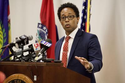 St. Louis County Prosecutor Wesley Bell