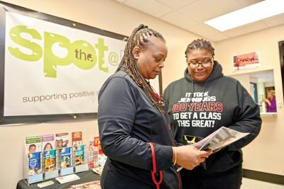 4953eda3b Jennings School District s Supporting Positive Opportunities with Teens  (SPOT) program will receive the St. Louis American Foundation s 2017 Health  Advocacy ...