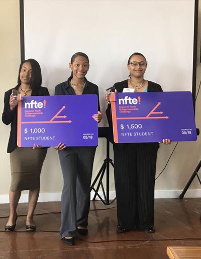 McCluer North students advance to finals in entrepreneurship challenge