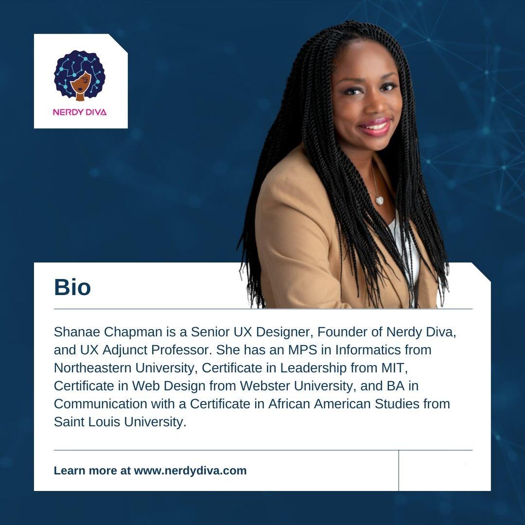 Shanae Chapman Bio