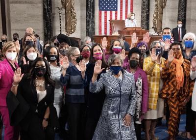 Congress Sworn in 2020
