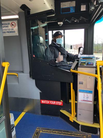 Metro Transit driver