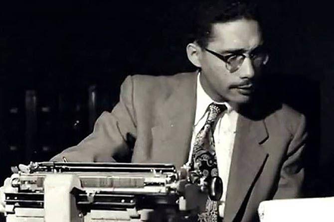 Simeon Booker