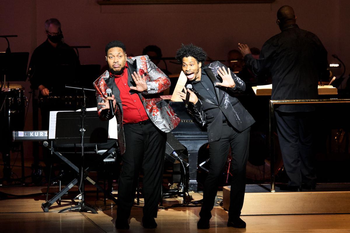 Powell Symphony Hall of Motown