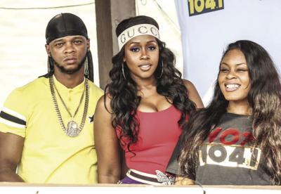 Swag Snap of the Week: Papoose and Remy Ma