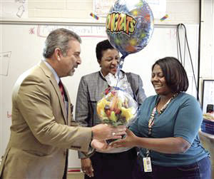 Congratulations Ashley Gerald!