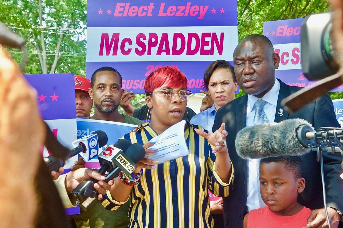 Lezley McSpadden