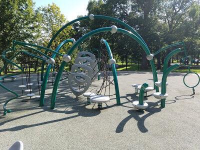Tilles Park Playground