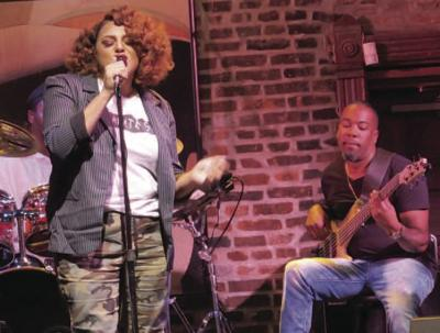 Marsha Ambrosius with Love Jones The Band