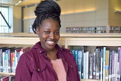 Hazelwood West High School senior Gracemary Nganga accepted into 22 universities