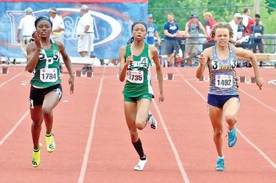 100 Meter Final