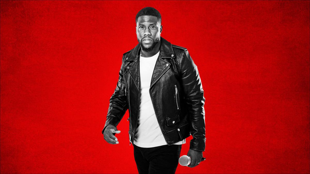 Kevin Hart Tour In Canada