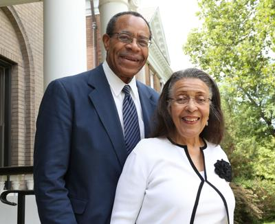 Charles and Shirley Brown