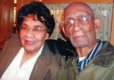 Christine and Walter Brown Sr.