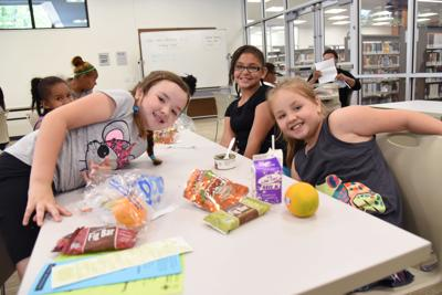 Summer lunches offered at County Library locations