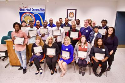 Building Union Diversity program enrolling new classes