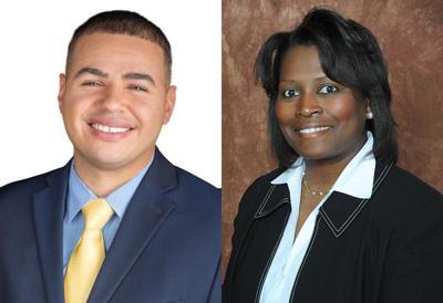 Anthony Kiekow and Kimberly McKenzie