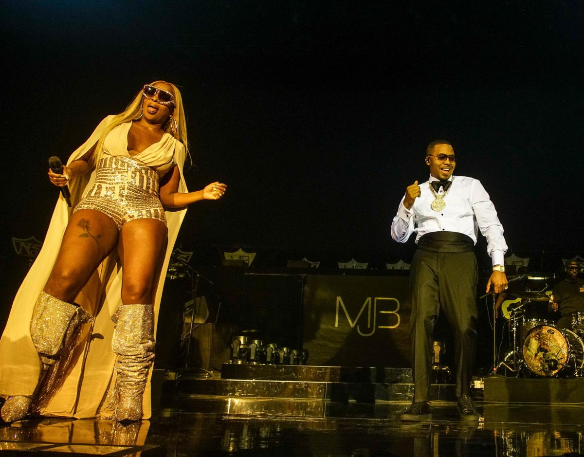 Nas and Mary J. Blige