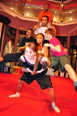 African acrobat comes to St. Louis to teach circus – and life – skills