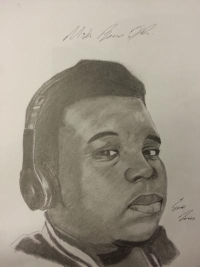 Portrait of Michael Brown Jr.