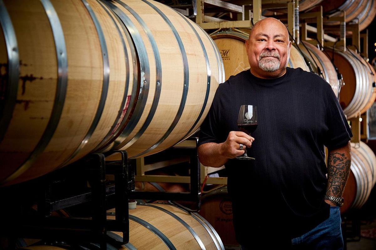 Phil Long - Black Winemaker 2