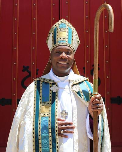 Rt. Rev. Deon K. Johnson