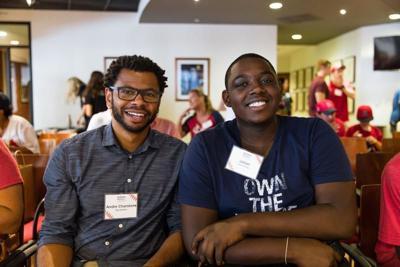Big Brothers Big Sisters campaign seeks more black men to act as 'bigs'
