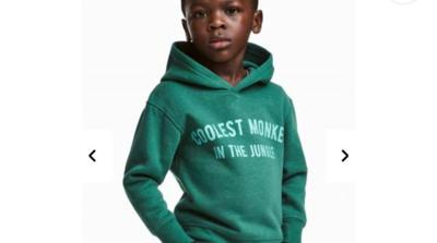 H&M apologizes for using black child to sell 'coolest monkey' top