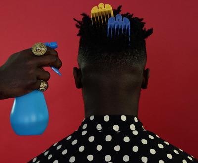 Seth Aryee's 'Barbershop'
