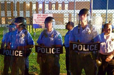 St. Louis Metropolitan Police Department Officers
