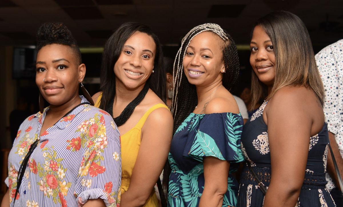 Kenyetta, Ariel, Mallory and Stephanie
