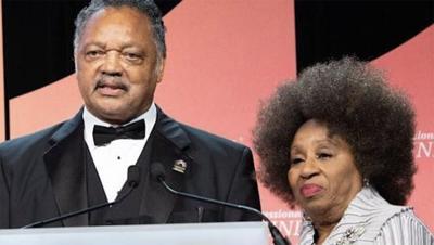 Rev. & Mrs. Jesse Jackson