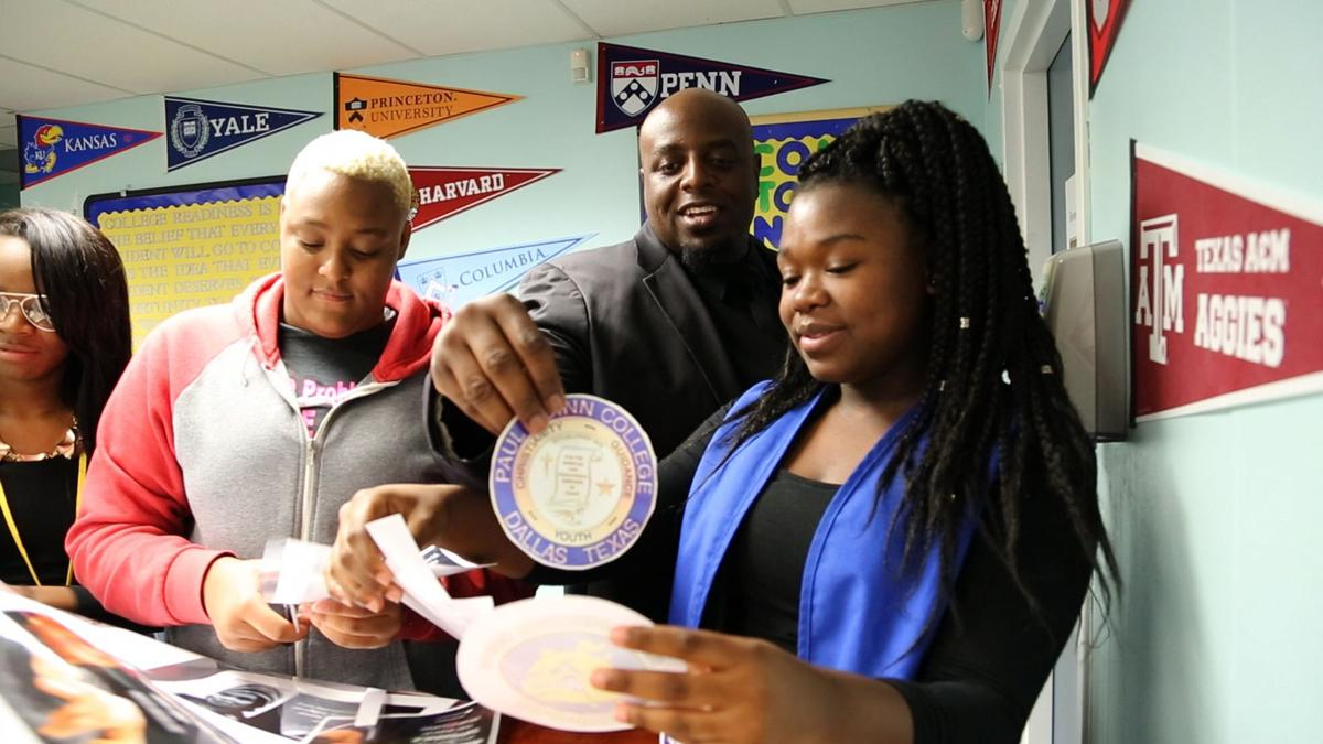 Riverview Gardens High School is the Monsanto School of Excellence