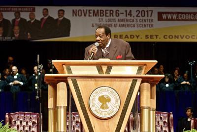 Pastor Bishop Lawrence Wooten
