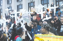 25 years of grassroots activism